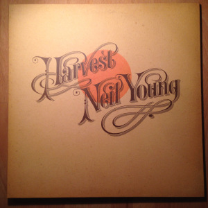 neil young's 1972 album (first solo record after CSN&Y)