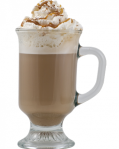 Creole Spiked Latte