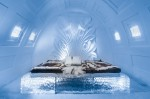 From Summer Heatwave to An Icy Chill : A Hotel Made of Ice… The IceHotel
