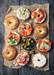 Your Morning Bagel –  It's your pick!