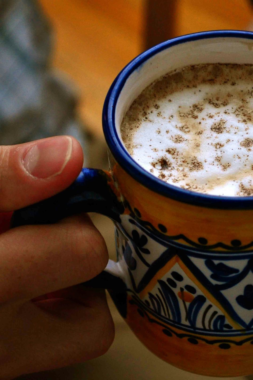 Jamaican Latte