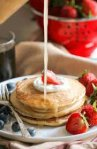 PANCAKES WITH BENEFITS