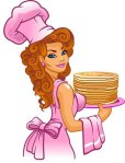 A Most Nostalgic PancakeParlor