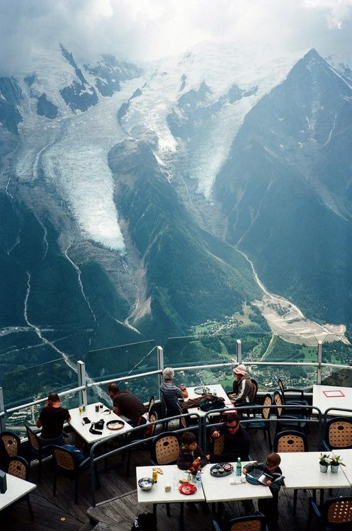 Ristoranti a Chamonix Mont Blanc, Haute-Savoie