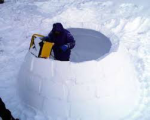 A NIGHT IN AN IGLOO: A REAL EXPEDITION NEXT TOLYON