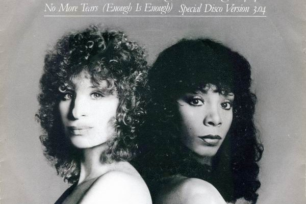 Barbra Streisand/Donna Summer – No More Tears (Enough is